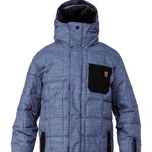 Quiksilver men's Snowboard jacket